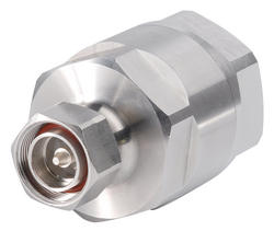 Andrew A7TDM-PS 7-16 DIN Male Positive Stop Connectors for 1-5/8 in AVA7-50 cable