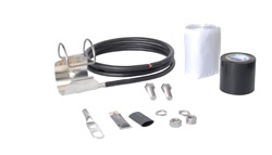 "Andrew SGL5-15B4-T SureGround 7/8"" Grounding Kits"